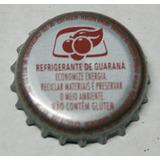 Tampinha Antiga - Refrigerante Guaraná Antarctica