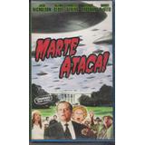 Vhs+ Dvd Do Filme*, Marte Ataca - Jack Nicholson Glen Close#