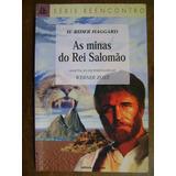 As Minas Do Rei Salomão H Rider Haggard Werner Zotz Reencont