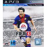 Fifa 13 Soccer 2013 [ps3] Frete Gratis Brasil