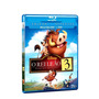 Blu-ray + Dvd O Rei Leão 3 Hakuna Matata Edição Especial