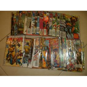 Gibis Wolverine Revistas Em Quadrinhos.