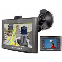 Gps Portátil Com Tv Digital Isdb-t E Visor De 4.3 Powerpack