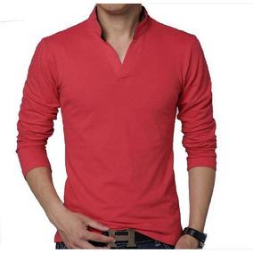 Camisa Polo Slim - Pólos Masculinas no Mercado Livre Brasil d010ce2f2b1