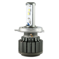 Foco Led Cree V16 Turbo Led H4 40w 4200lm Para Motos @tl