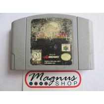 Mortal Kombat Iv Para Nintendo 64 N64 Mk4 Peleas Buen Juego