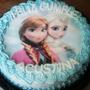 Torta Infantil 20 Cm Diam. Ideal Para El Jardín $300