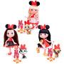 I Love Minnie Con Su Mascota De Famosa Juguetes Para Niña