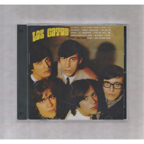 Los Gatos La Balsa Cd Nuevo Bonus Tracks