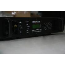 Amplificador De Alta Potencia.xja 2600