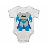 Pañalero Bebe En El Cuerpo De Batman