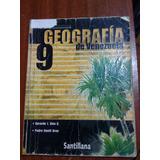 Geografía De Venezuela 9no Grado-santillana