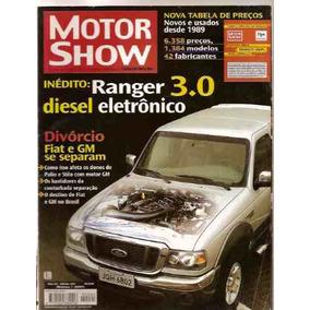 Revista Motor Show - Ranger 3.0 Diesel Eeletrônico
