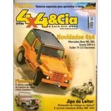 Revista 4x4 & Cia - Mercedes-benz Ml 350/ Toyota Sw-4 E...
