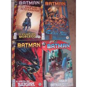 Batman Nºs 0 Ao 45 5ª Edição Abril Anos 1996/2000
