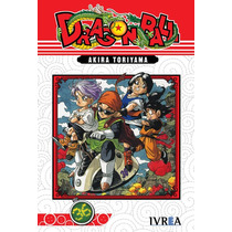 Dragon Ball Volumen 36 - Ivrea Argentina