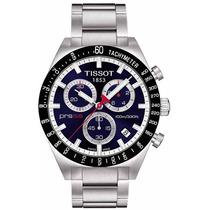 Relógio Tissot Prs 516 Azul Prs516 Suiço Safira Original