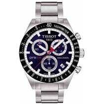 Relógio Tissot Prs 516 Original Prs516 Preto Azul Branco