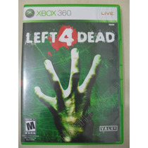Left 4 Dead Completo - Original Xbox 360 Ntsc