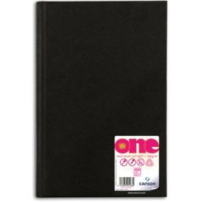 Livro Desenho Esboço Sketch Book Canson One 14x21 A5 *frete*