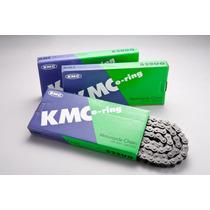 Corrente Transmissão Moto Kmc 530 Uo X 116 Retentor Cbx 750
