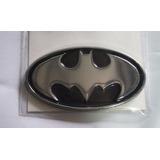 Emblema Batman Morcego Alto Relevo