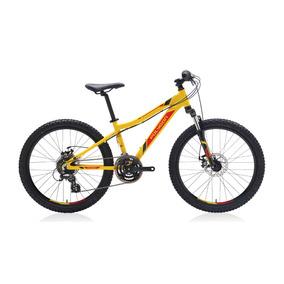 Bicicleta Polygon Relic 24 Evo Para Niño 24vel