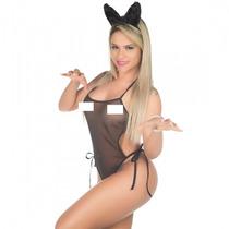 Fantasia Feminina Erotica Loba Sexy Sensual Sexshop