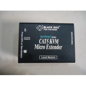 Black Box Cat 5 Kvm Micro Extender