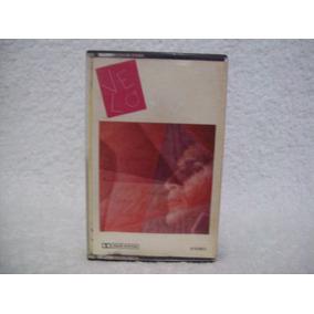 Fita Cassete Original Caetano Veloso- Velô