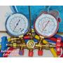 Manifold Refrigeração E Ar Condicionado R22,r134,r404 E R407