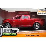 Coleccionable Jada Sólo Unos Camiones Escala 132 Rojo 2013