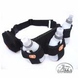 Cinturon Running De Hidratacion C/ 3 Botellas Noaf Trekking