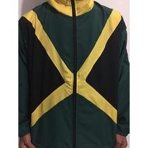 Jaqueta Jamaica Reggae Style