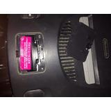 Nintendo 64 Con Detalle En Boton Reset,sin Control, Buen Est
