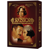 Box Original: A Sucessora - Novela Em Box Digitask - 9 Dvd