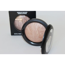 Iluminador Mac Mineralize Skinfinish, Cor Soft And Gentle