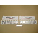 Kit Adesivo Yamaha R1 2005 Preta R105pt