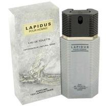 Perfume Ted Lapidus 100ml Pour Homme Edt Importado Original