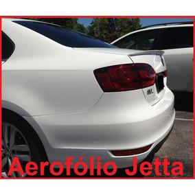 Aerofólio Decorativo Volkswagen Jetta Lançamento Mk6 Dvd Din