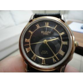 Relógio Elgin Suiço Antigo Década De 70