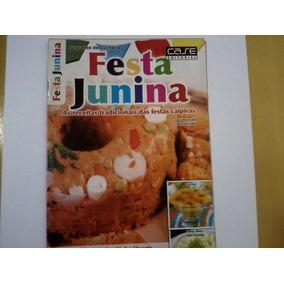 Revista Festa Junina Nº4 Segredos Da Culinária