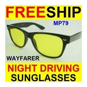 Óculos Para Dirigir À Noite - Lentes Night Drive