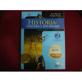 História Cultura E Sociedade 2 - Fundamentos Da Modernidade