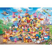 19383 Carnaval Disney Ravensburger Rompecabezas 1000 Piezas
