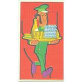 Figuritas - Troquelitas De Hijitus 1973 - Gutierrez -