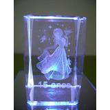 Lote De 18 Lembranças Em Cristal Personalizada 15 Anos