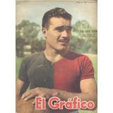 El Gráfico N° 1473 - 3.10.47 - Revista Argentina De Esportes