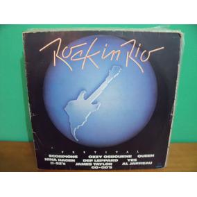 Lp - Rock In Rio Festival 1984