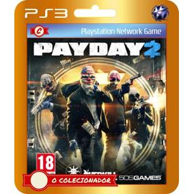 Payday 2 Em Oferta!! (código Ps3)